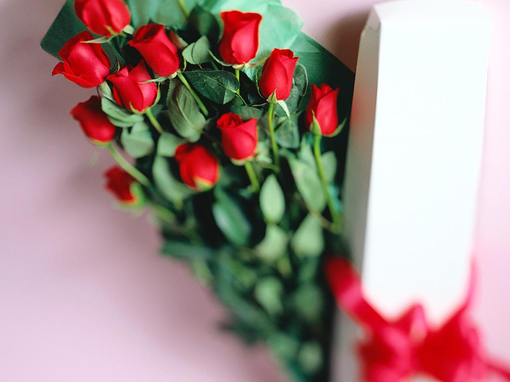 С день рождения открытки цветы, анимация